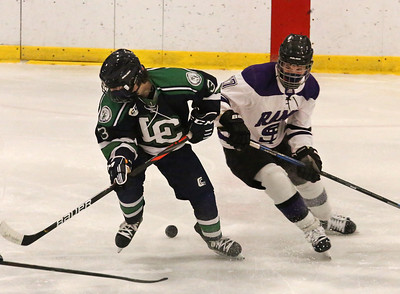 Shawsheen Tech v Lowell Catholic hockey