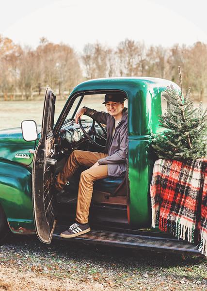 Green Truck 2019