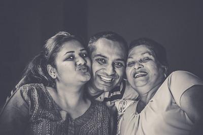 Jha Family