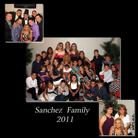 SANCHEZ FAMILY 2011 HARMONY FLORIDA