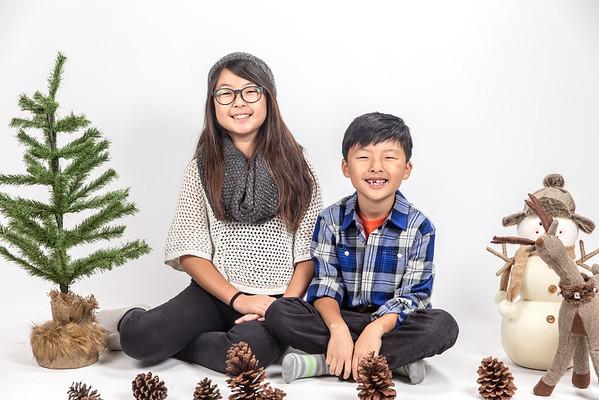 Hwang Family 11.22.2014
