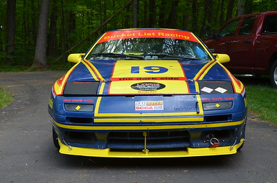 89 RX7 Race Car