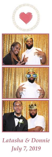 7-7-19 Latasha & Donnie'd Wedding