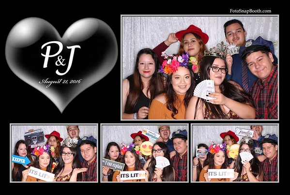 Paola & Juan's Wedding 2016