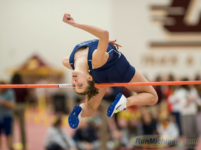 Womens High Jump - 2014 CMU Jack Skoog Open