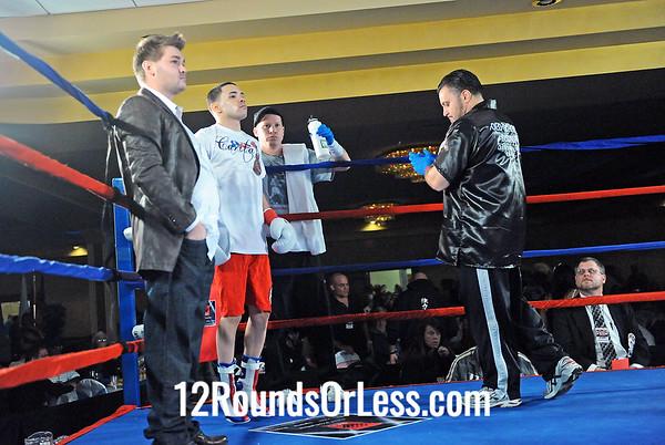 Bout 3 Antonio Nieves -vs- Dwayne Wilson