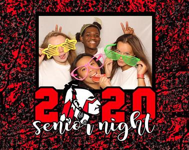 Corinth Class of 2020 Senior Night