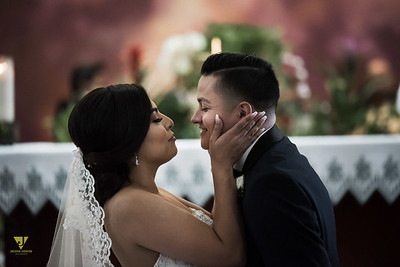Jesse + Mariela Wedding