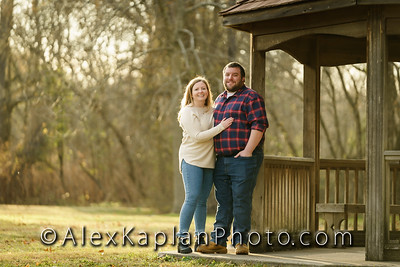 New Milford New Jersey Engagement Session