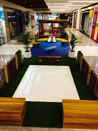 stockland shellharbour shopping centre indoor playspace