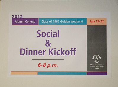 Alumni College Golden Weekend-July 19, 2012