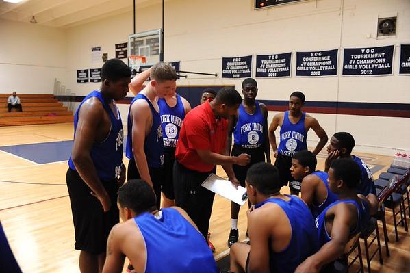 Prep Basketball at Amelia Academy