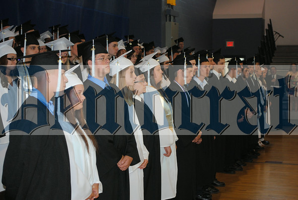 2013 Sullivan West Graduation
