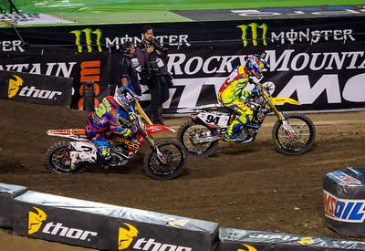 2015 Supercross - Round 5 - Anaheim