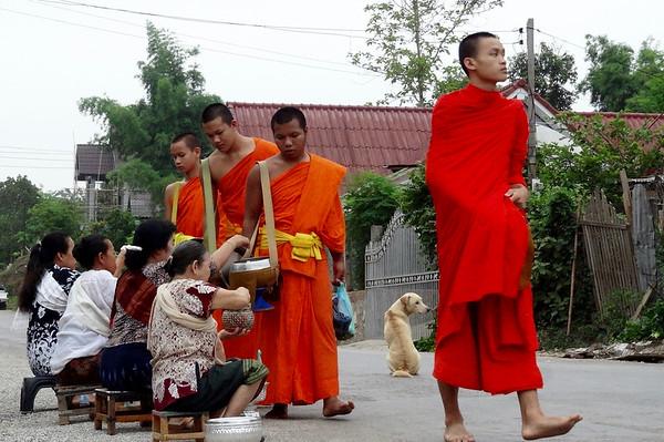 A Day in Luang Prabang, Laos
