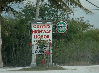 Long Island - Along the Queen's Highway