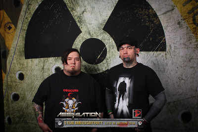 Assimilation 5-year Anniversary Party 5-17-13