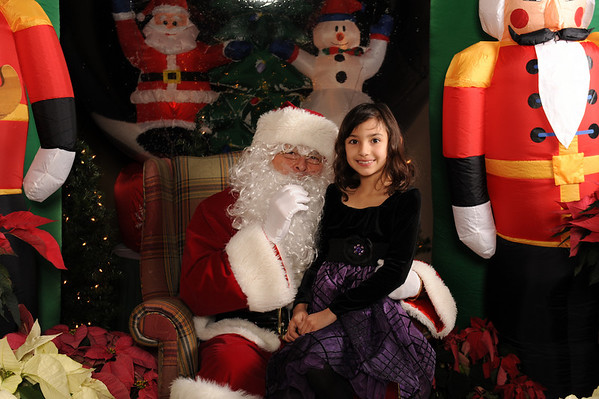 Santa's Brunch December 19th PM