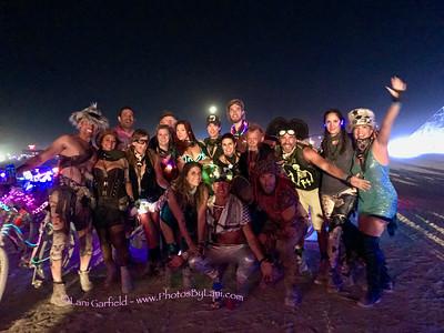 Burning Man 2017 Photos by Lani, JP,