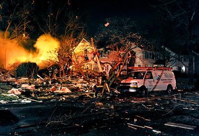 Columbia Avenue Explosion