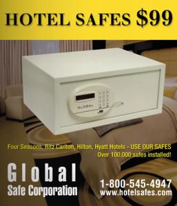 Security, Safes