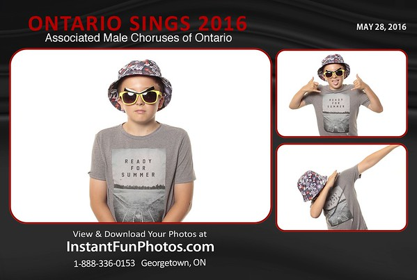 Ontario Sings 2016