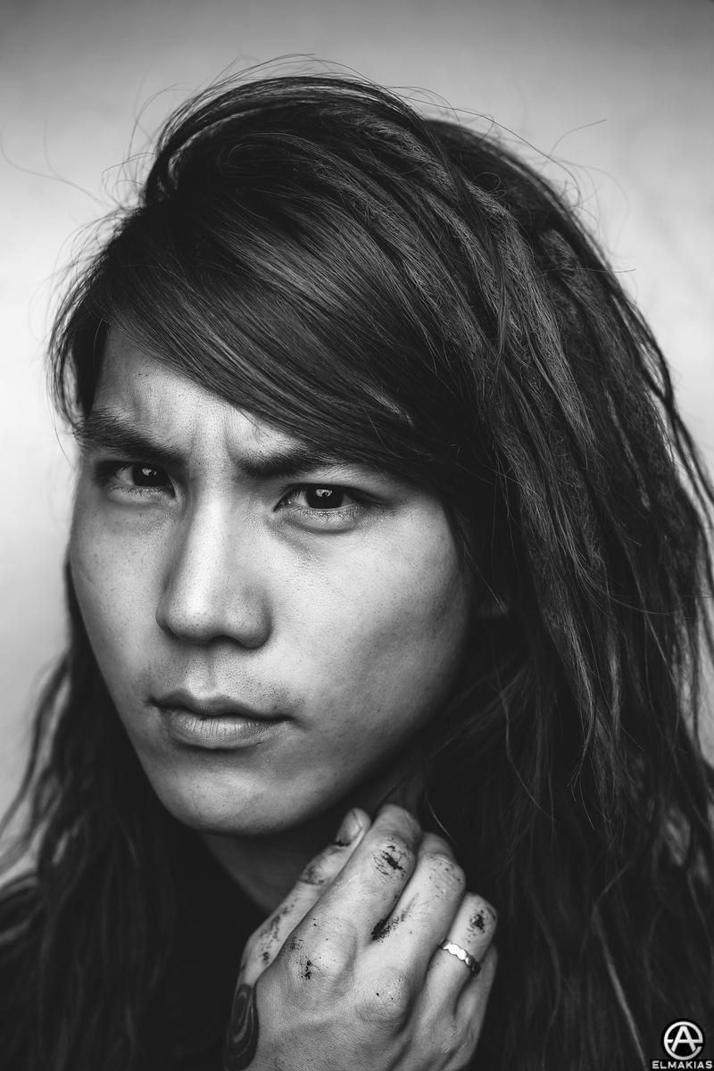 Sigma 50mm Backstage Portraits of Hiroki Ikegawa