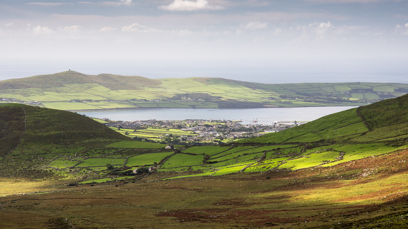 Dingle from Conor Pass