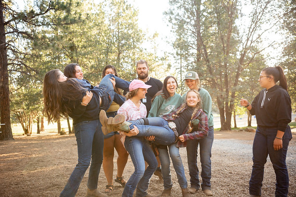 2021 Kidder Creek Summer Staff