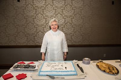 Cynthia Curtis Retirement Reception