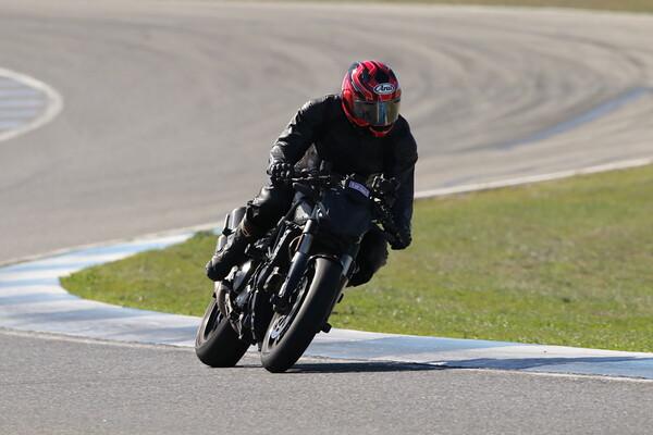 Ducati Naked Black