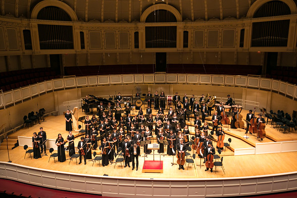3. The Dreyfoos School of the Arts Philharmonic
