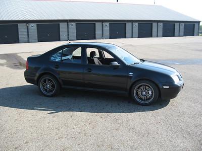 Mid Ohio DE Porsche Club May 2008