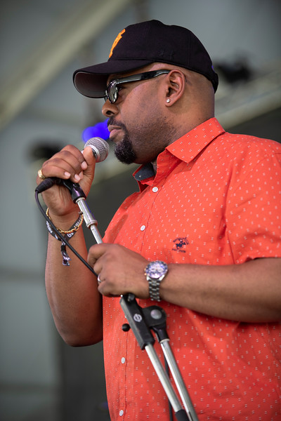 Master of Ceremonies Mr. Christian McBride