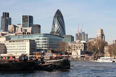 London - 9th February 2008