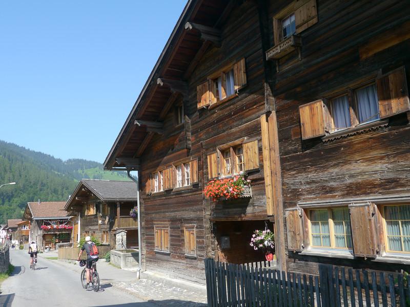 Fideris, Putz, 936 m, Schweiz / 2012/07/27 10:46:37