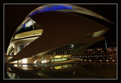 Die neue Oper in Valencia / 27.11.2010