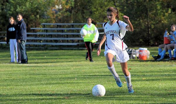 Varsity Girls Soccer vs Oxford - 10/11/2012