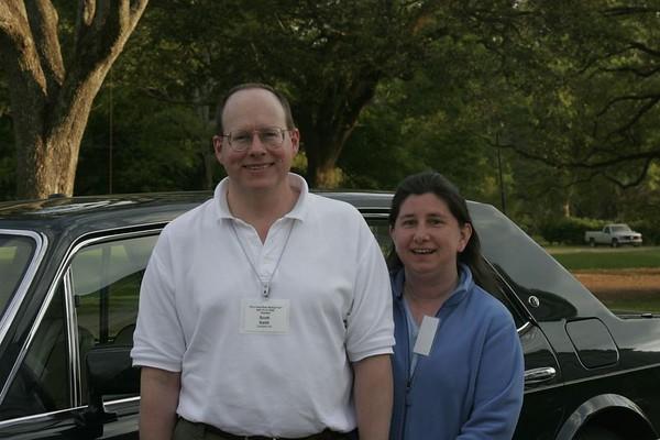 Scott Keith & Laura Lovell<p>1994 Brooklands