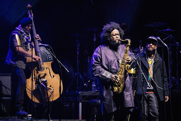 Kamasi Washington @ Sage Gateshead. 21.05.19