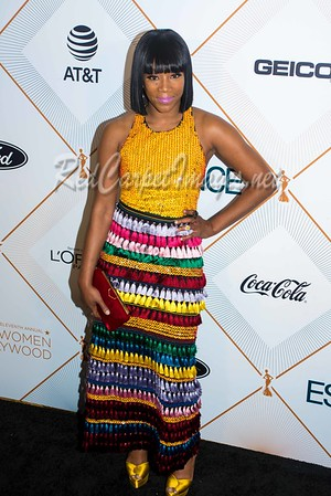 11th Annual Essence Black Women in Hollywood - Arrivals
