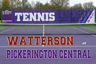 2021 Bishop Watterson at Pickerington Central (09-16-21)