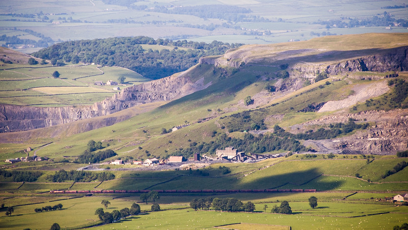 Ribblesdale quarries