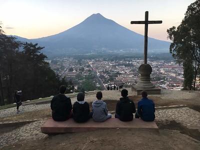 Upper School Spring Break Trip to Guatemala