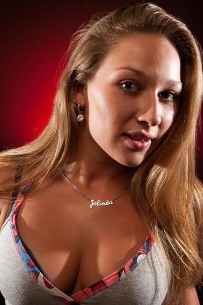 Portret Jolanda.