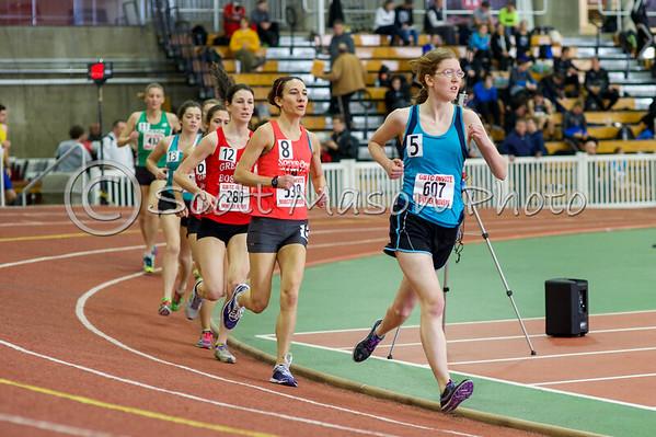 GBTC Invitational 3000m Women & Men