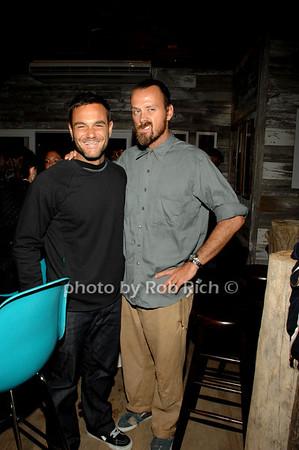 Danny DiMauro and Rogan Gregory