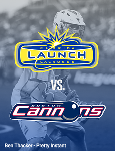 Cannons @ Launch (4/23/17)