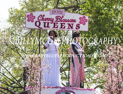 National Cherry Blossom Festival Parade  - 14 Apr 12