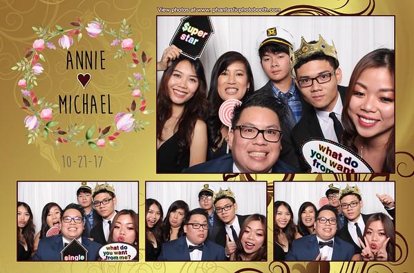 Annie & Michael Wedding
